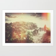 Art Print featuring ROSE HIP REVERIE II by Pete Edmunds