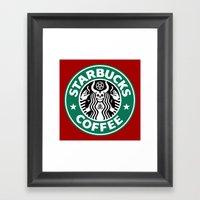 belialbucks Framed Art Print