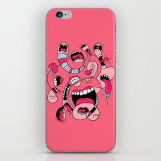 Big Mouths iPhone & iPod Skin