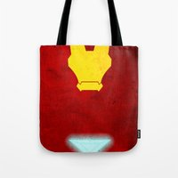 Iron Man: Avengers Movie… Tote Bag