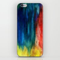 Spring Yeah! - Abstract … iPhone & iPod Skin