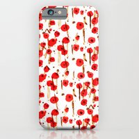 iPhone & iPod Case featuring Début du printemps by Marcelo Romero