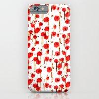 Début Du Printemps iPhone 6 Slim Case