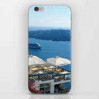 Thira iPhone & iPod Skin