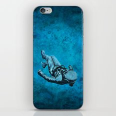 viaje al espacio 1 iPhone & iPod Skin