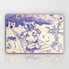 ZombieTeddy Laptop & iPad Skin