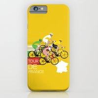 Tour De France iPhone 6 Slim Case