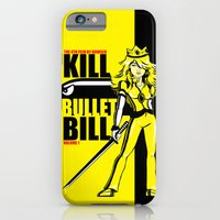 iPhone & iPod Case featuring Kill Bullet Bill by Shana-Lee