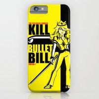 Kill Bullet Bill iPhone 6 Slim Case