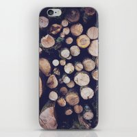 firewood no. 1 iPhone & iPod Skin