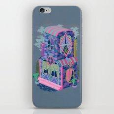 Diamond House iPhone & iPod Skin