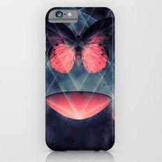 Beautiful Symmetry Butterfly iPhone 6s Slim Case
