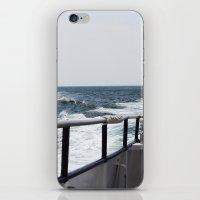 Wave Break iPhone & iPod Skin