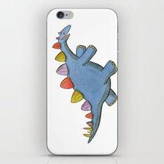 Stomp-a-saurus! iPhone & iPod Skin