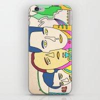 - camus - iPhone & iPod Skin