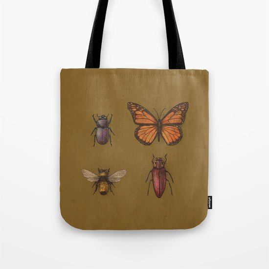 """B"" is for...  Tote Bag"