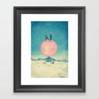 Bayside High Framed Art Print