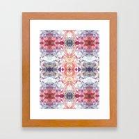 Venice Tribal Framed Art Print
