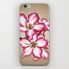 Exotic Flower iPhone & iPod Skin