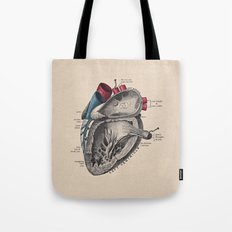 My Heart Beats for You Tote Bag