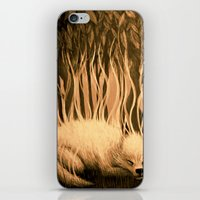 Dream Fumes iPhone & iPod Skin