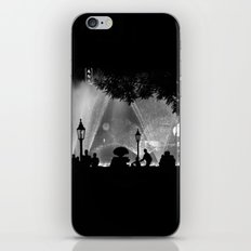 night time in the city iPhone & iPod Skin