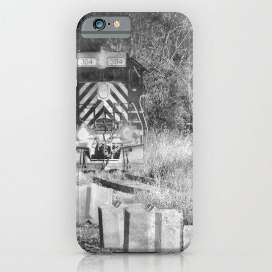 Train Spotting iPhone & iPod Case