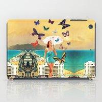 Petaloudes iPad Case