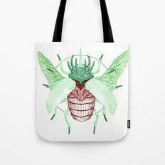 Thorned Atlas Beetle Tote Bag