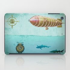 VINTAGE-Navigators iPad Case