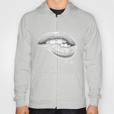 Desiderio / Desire - Lip Bite - Mouth Hoody