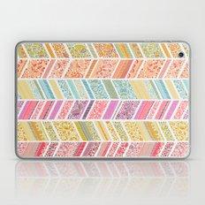 Zig Zag Laptop & iPad Skin
