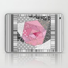 Needlework 1 . Patchwork. Roses. Laptop & iPad Skin