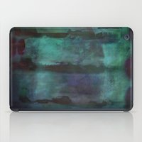 Abstract - Silhouette iPad Case