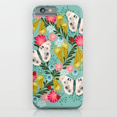 Buckeye Butterly Florals by Andrea Lauren  iPhone 6 Slim Case