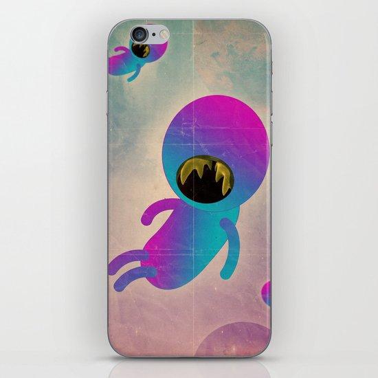 bimbo cosmico iPhone & iPod Skin