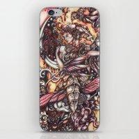 Linda iPhone & iPod Skin
