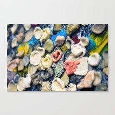 Sticky Love Canvas Print