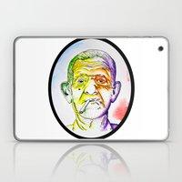 The Wise Laptop & iPad Skin