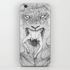 The Giant Winged Lion iPhone & iPod Skin
