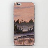 Bartlett's Landing 2 iPhone & iPod Skin