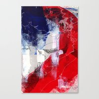 Special Relationship Canvas Print