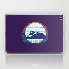 Whale Migration Laptop & iPad Skin