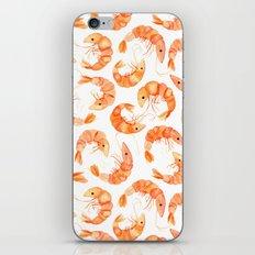 Shrimp iPhone & iPod Skin
