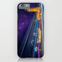 iPhone Cases featuring Big Ben by Don Davies