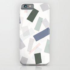 Wood Henge Pattern Slim Case iPhone 6s