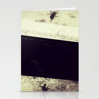 Pretty Fly! Stationery Cards