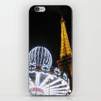 The More the Merrier - Night iPhone & iPod Skin