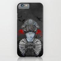 iPhone & iPod Case featuring Samurai Spirit by gwenola de muralt