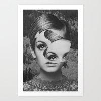 Cosmétique Art Print